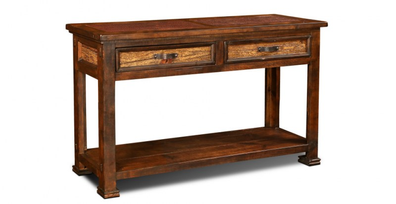 copper ridge sofa table